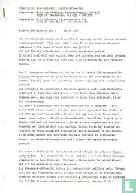 VDP Bulletin 1