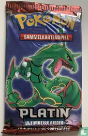 Booster - Platin - Ultimative Sieger (Rayquaza)