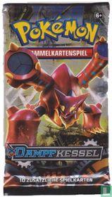 Booster - XY - Dampfkessel (Volcanion)