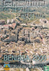 Festes Purissima Xiqueta - Benissa 2000