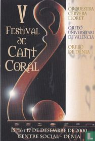 V Festival de Cant Coral