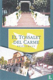 El Tossalet Del Carme - Restaurant