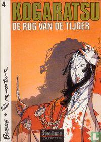 De rug van de tijger