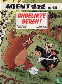 Ongelikte beren!