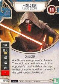 Kylo Ren - Vader's Disciple