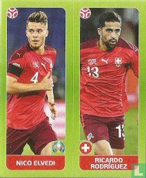 Nico Elvedi / Ricardo Rodríguez