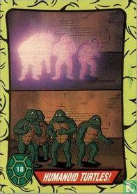 Humanoid Turtles!