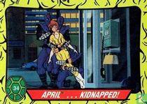 April ... Kidnapped!