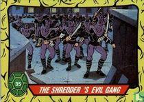 The Shredder's Evil Gang