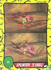 Splinter's Skill