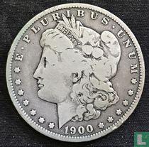 U.S.A. 1 dollar 1900 O