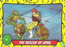 The Rescue of April