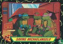 Saving Michaelangelo