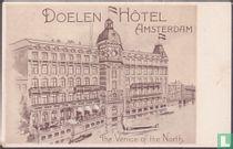 Doelen  Hôtel  Amsterdam