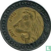 Algerien 20 Dinar 2009 (AH1430)
