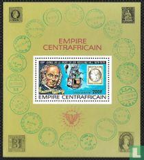 100ste sterfdag Sir Rowland Hill