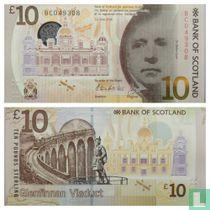 Schotland 10 pond 2016