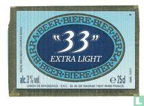 """""""33"""" extra light"""