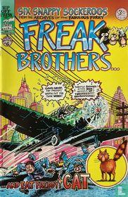 Freak Brothers 6