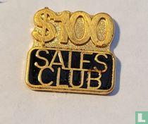 $100 Sales Club