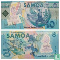 Samoa 10 Tala  2019