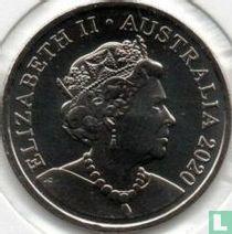 Australië 10 cents 2020