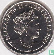 Australië 10 cents 2021