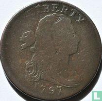 United States 1 cent 1797 (type 1)