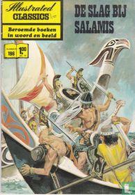 De slag bij Salamis
