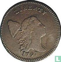United States ½ cent 1797 (type 2)
