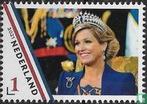 Königin Maxima