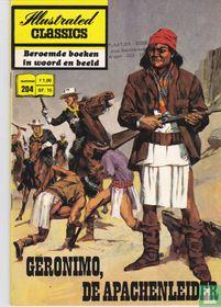 Geronimo, de Apachenleider