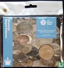 "United Kingdom 5 pounds 2020 (folder) ""The Royal Mint"""
