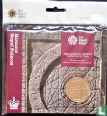"United Kingdom 5 pounds 2020 (folder) ""The infamous prison"""
