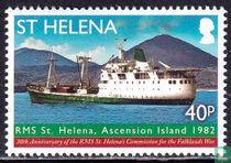 30e anniversaire de la libération des îles Malouines