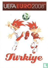 Official MascotsTürkiye