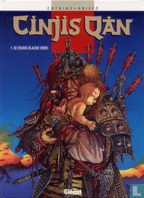 Cinjis Qan 1 t/m 3 Compleet HC