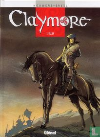 Claymore 1 t/m 3 Compleet HC