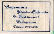Beijeman's IJssalon Cafetaria