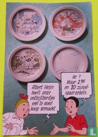 Albert Heijn heeft onze ontbijtbordjes veel te goedkoop gemaakt.