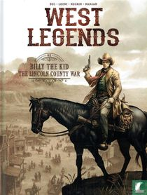 Billy The Kid - The Lincoln County War