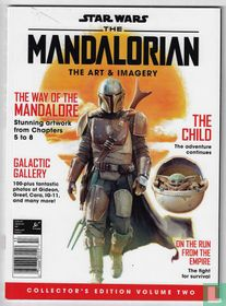 The Mandalorian the Art & Imagery Collectors Edition 2