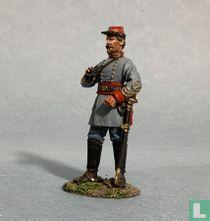 American Civil War - Confederate Artillery Officer