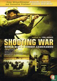 Shooting War: WWII Combat Cameramen