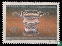 Alte Silber aus Cape Town