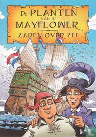 De planten van de Mayflower - zaden over zee