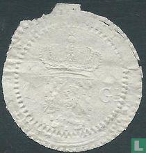 Reliefzegel 1,00