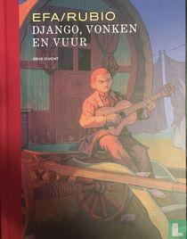 Django, vonken en vuur