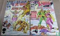 X-Men and Alpha Flight - complete serie