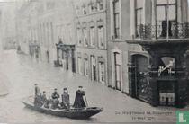 De Watersnood te Vlissingen(19Maart 1906)